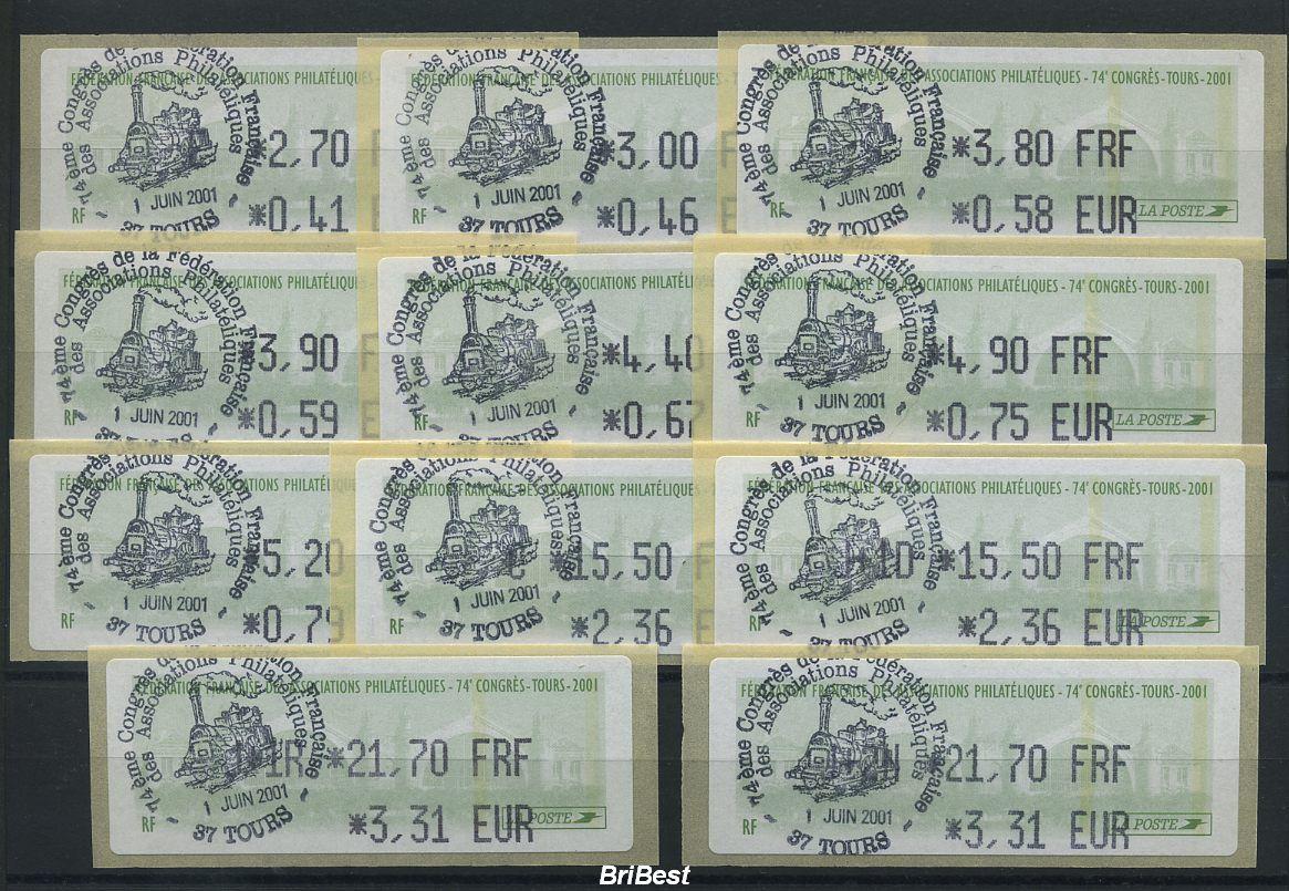 kompl.ausg. Postfrisch 2011 Umweltschutz Österreich 2956