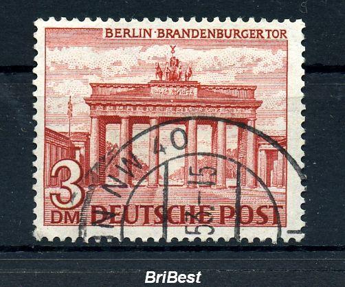 Berlin 1948-1990 Berlin Postfrisch 1949 Minr 42-60 Berliner Bauten